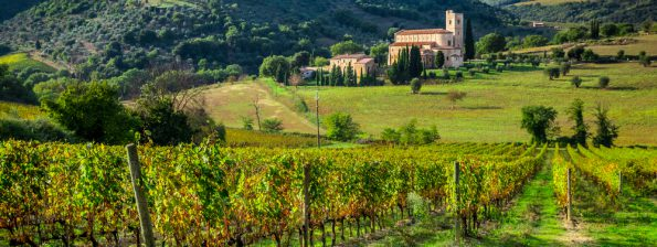 4x wijnproeven in Toscane
